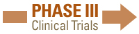 Phase III Clinical Trials
